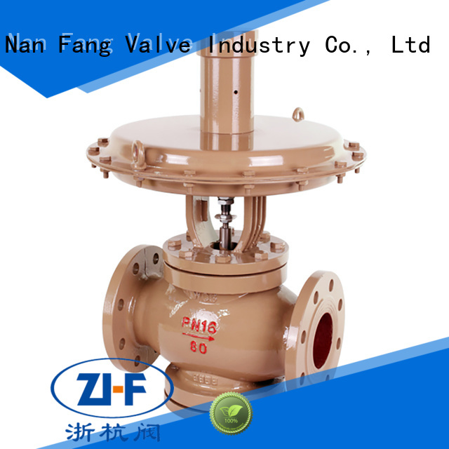 mechanical self actuated the control valve manufacturer new energy