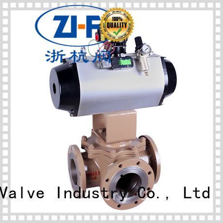 Nanfang automatic ball valve supplier LNG