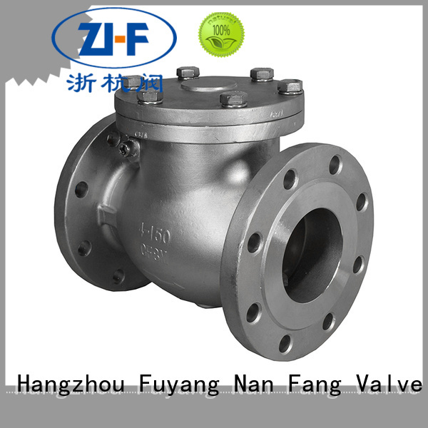 industrial industrial check valve supplier LNG