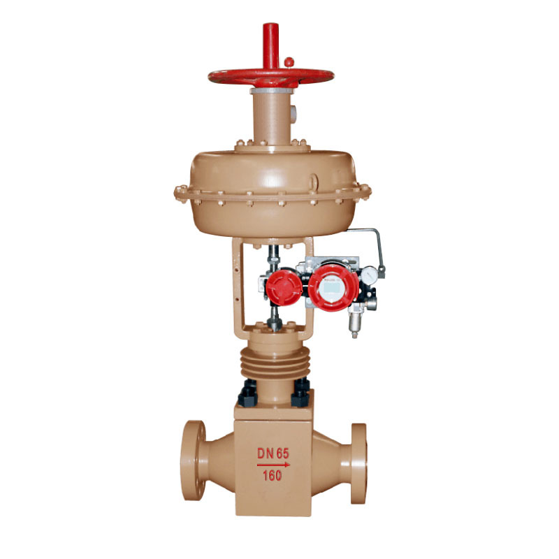 Cage Type Control Valve T222M Series High Pressure Difference Control Valve