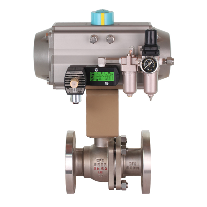 General Application Ball Valve  with Manual/Pneumatic/Electric Actutaor