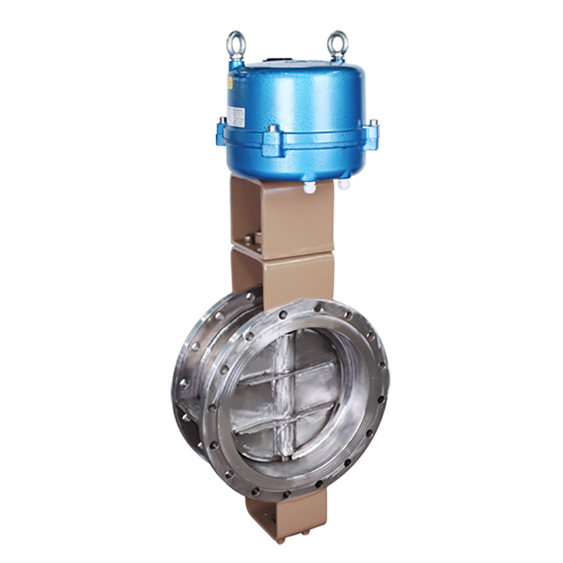Concentric Butterfly Valve with Manual/ Pneumatic / Electric Actutaor