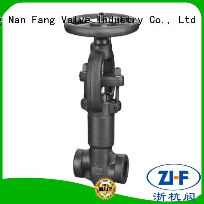 Nanfang industrial globe valve valve LNG
