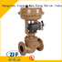 Nanfang mechanical cage type control valve manufacturer papermaking