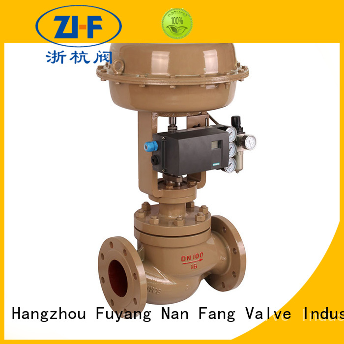 Nanfang safe pressure control valve supplier metallurgy