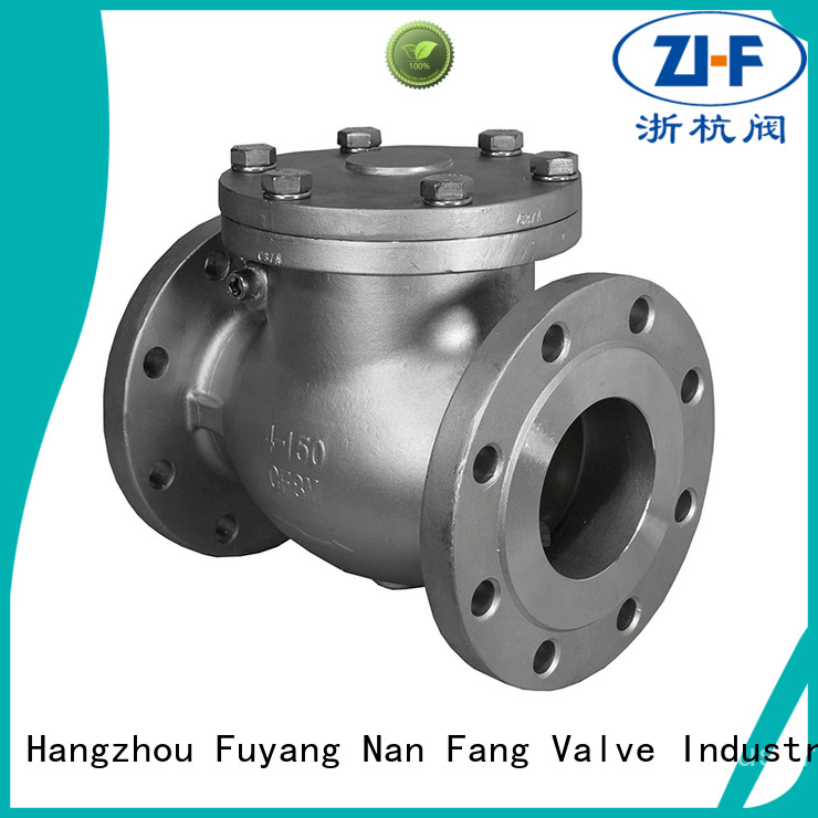 single industrial check valve supplier coal chemical industry