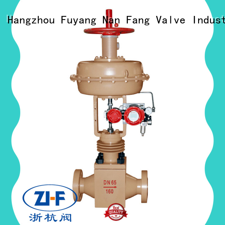 cage type control valve supplier pipelines Transportation Nanfang