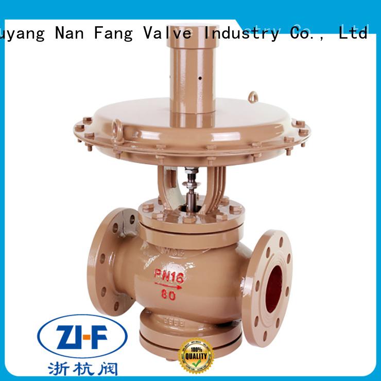 pneumatic self regulating control valve manufacturer electricity