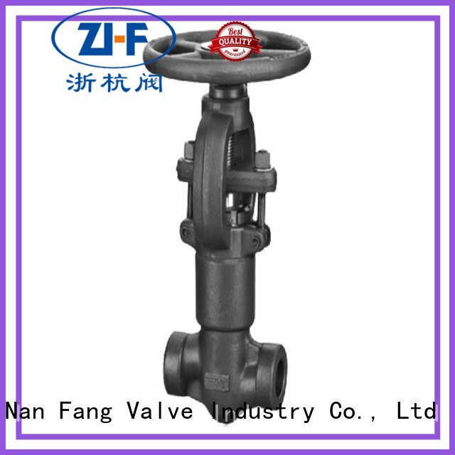 Nanfang industrial industrial globe valve supplier chemical fiber