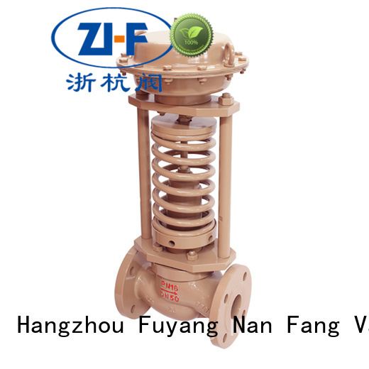 Nanfang self regulating control valve pipelines Transportation