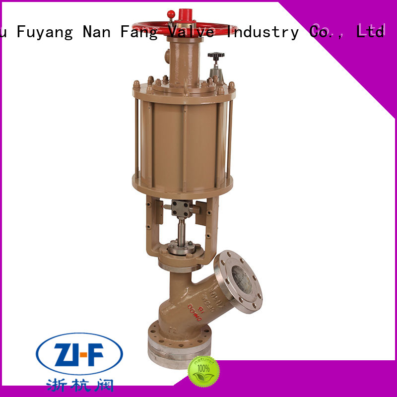 Nanfang bottom valve supplier metallurgy