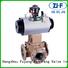 Nanfang motorized ball valve tool industry