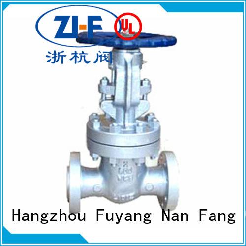 Nanfang custom best gate valve machine fine chemicals