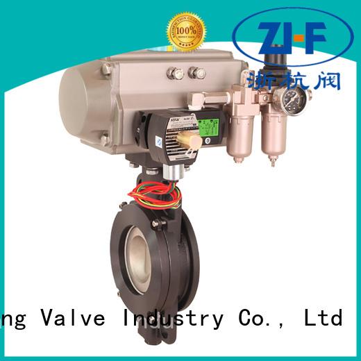 oem butterfly motorized valve valve new energy