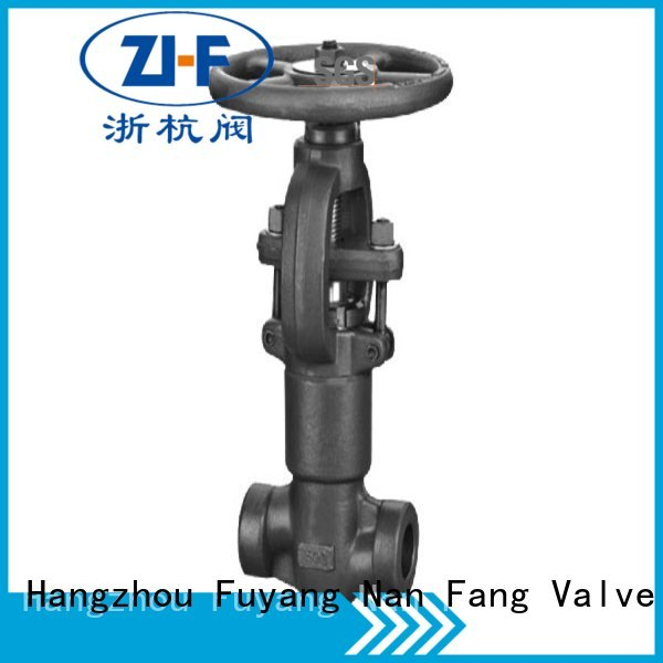 Nanfang industrial globe valve machine electricity