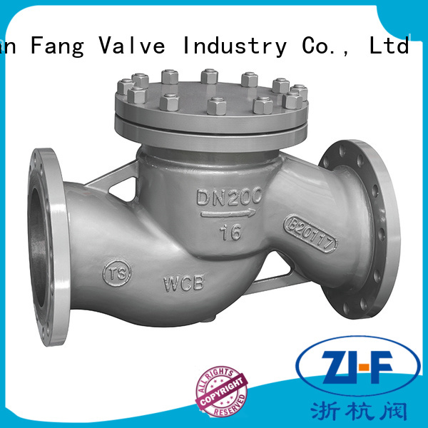 single industrial check valve supplier LNG