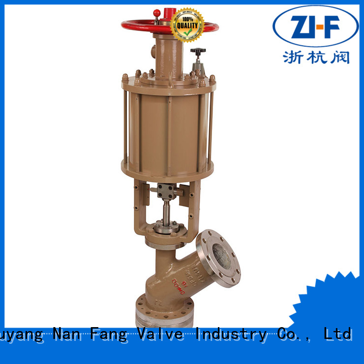Nanfang single bottom valve machine new energy