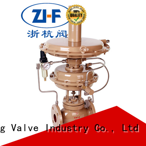 Nanfang self actuated the control valve supplier chemical fiber