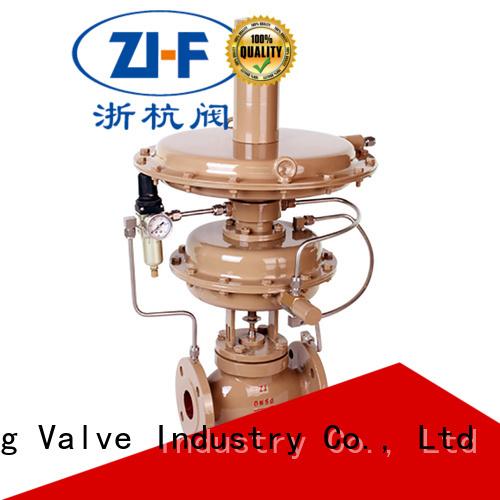 Nanfang pressure self regulating control valve valve LNG