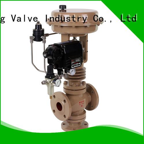 high pressure control valve