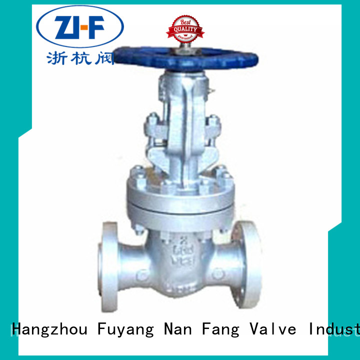 Nanfang custom industrial gate valve machine fine chemicals