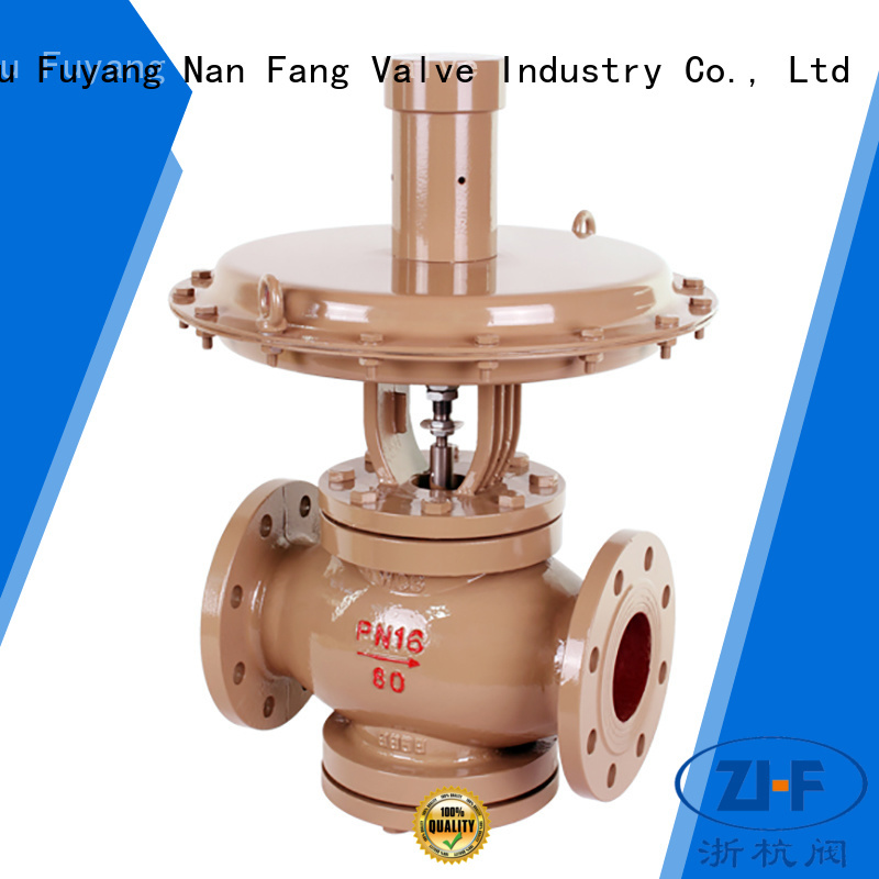 pressure self acting control valve supplier electricity
