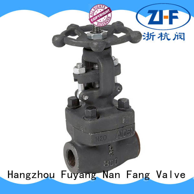 custom industrial gate valve supplier coal chemical industry
