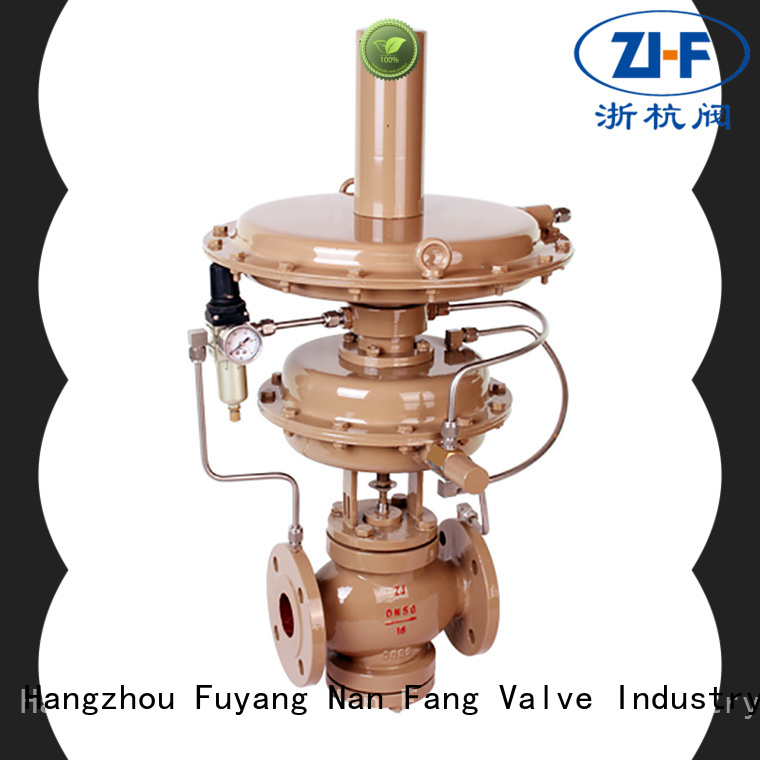 Nanfang self regulating control valve manufacturer metallurgy