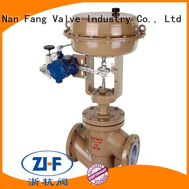 Nanfang safe pressure control valve manufacturer metallurgy