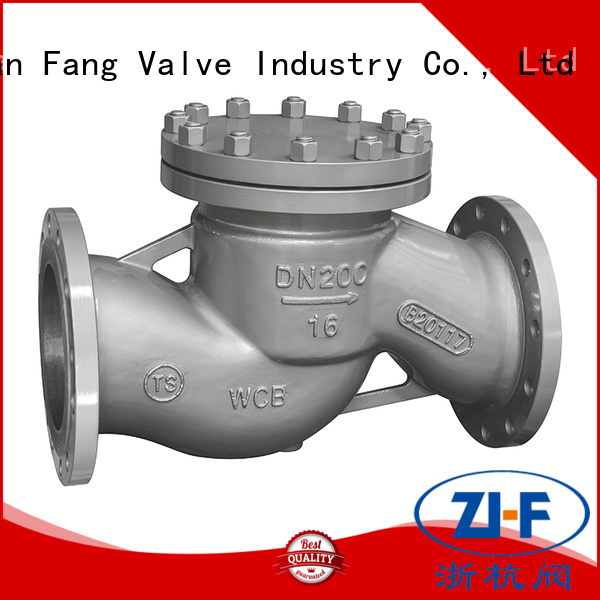 Nanfang cast industrial check valve valve coal chemical industry