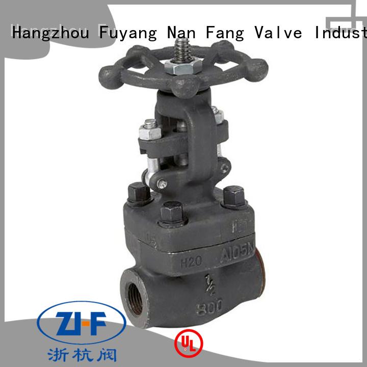 Nanfang industrial gate valve manufacturer LNG
