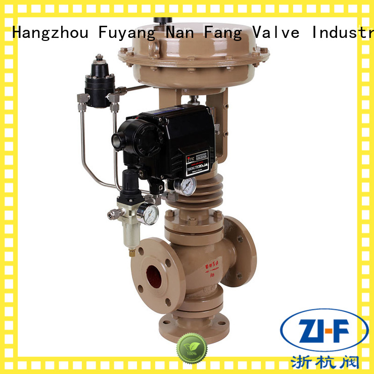 industrial cage type control valve new energy