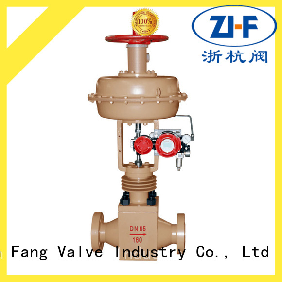 Nanfang mechanical cage type control valve supplier metallurgy