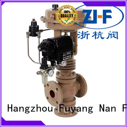 high pressure cage type control valve supplier papermaking