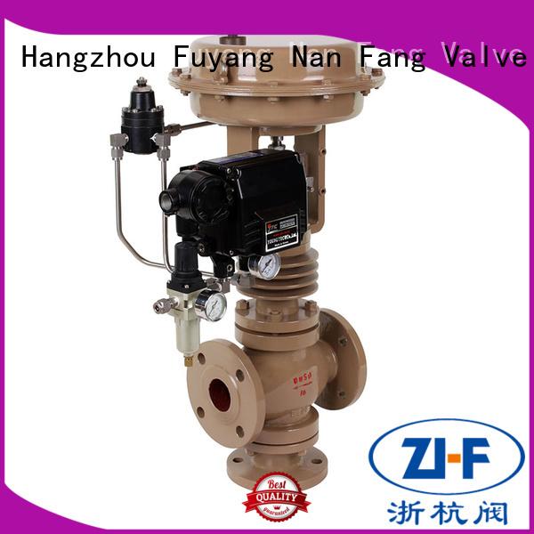 Nanfang cage type control valve machine metallurgy
