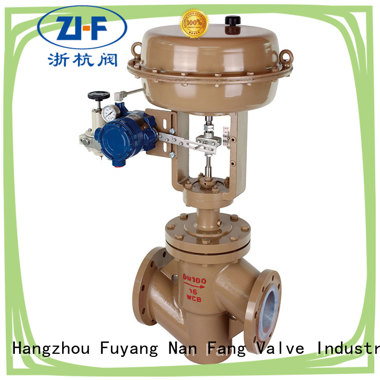 Nanfang industrial pressure control valve machine new energy