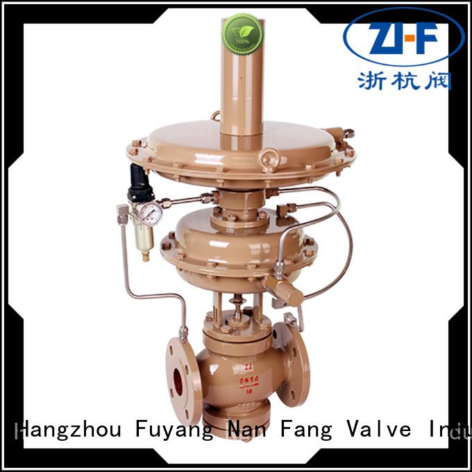 Nanfang mechanical self acting control valve valve new energy