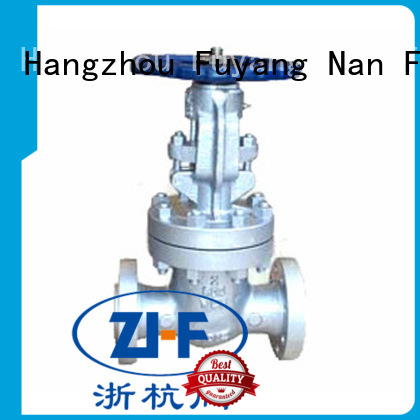 Nanfang best gate control valve manufacturer coal chemical industry