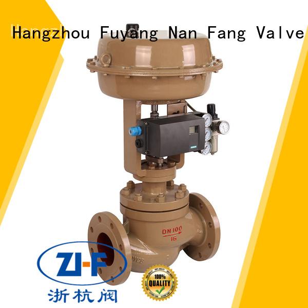mechanical balanced plug control valve supplier new energy