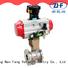 Nanfang motorised ball valve manufacturer coal chemical