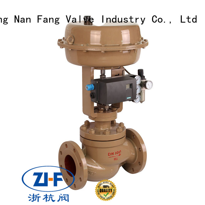 Nanfang pressure control valve supplier electricity