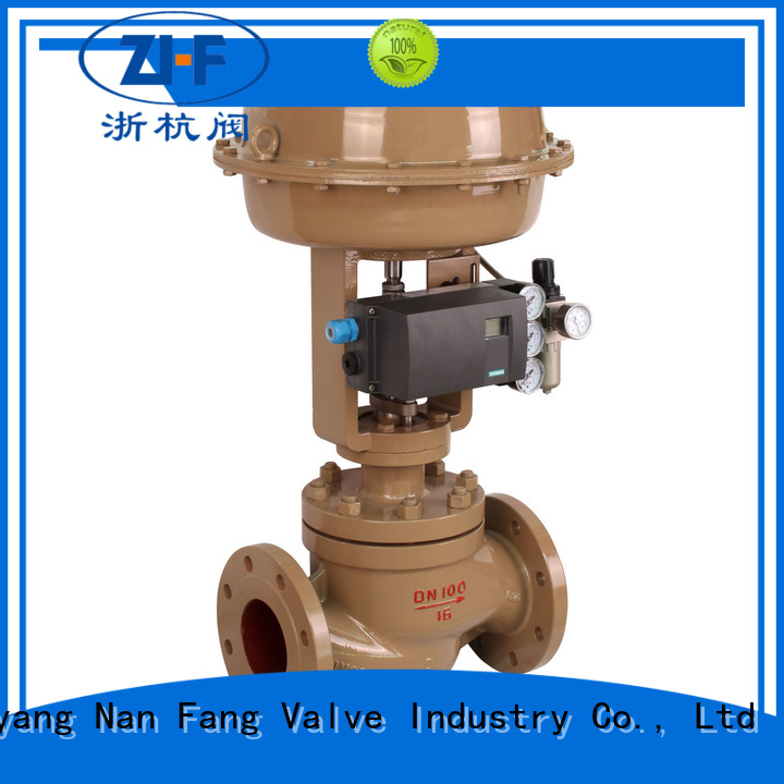high pressure cage type control valve metallurgy