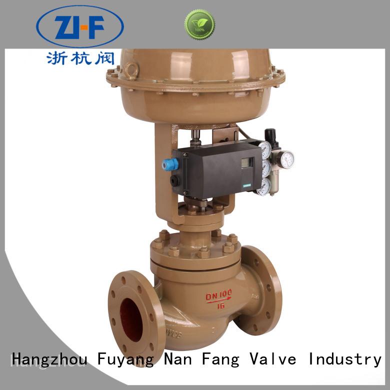 mechanical cage type control valve metallurgy