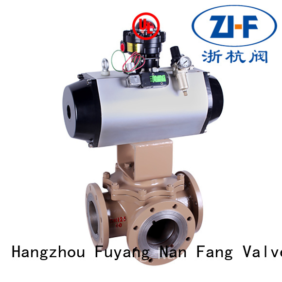 air actuated ball valves machine chemical fiber Nanfang