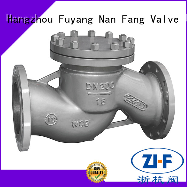 Nanfang cast industrial check valve tool LNG