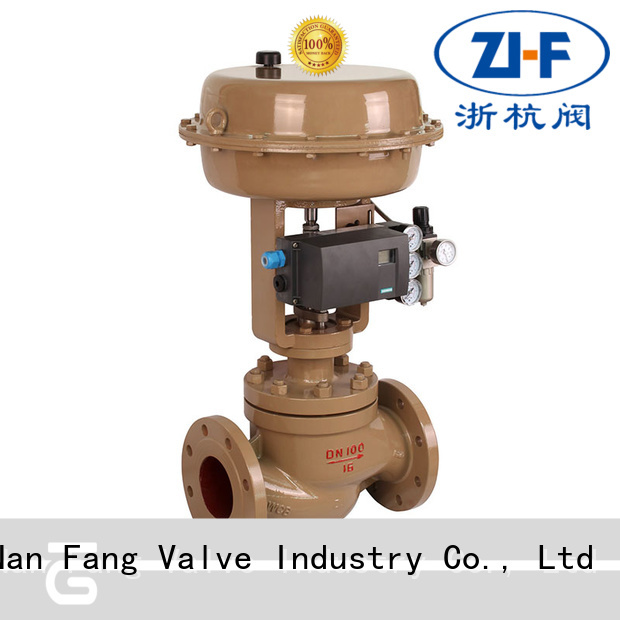 Nanfang mechanical cage type control valve machine papermaking