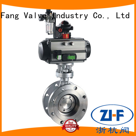 Nanfang Electric rubber lined butterfly valves new energy
