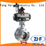 Electric automated butterfly valve supplier metallurgy