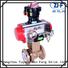 Nanfang pneumatic actuated ball valve manufacturer coal chemical