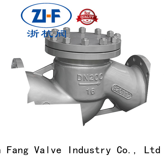 cast industrial check valve machine coal chemical industry